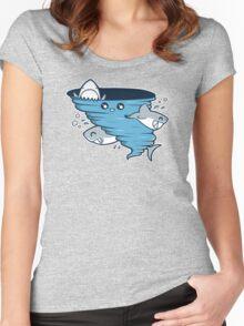 Cutenado Women's Fitted Scoop T-Shirt