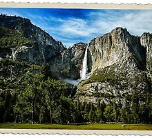 Nostalgia from Yosemite Valley by Owed to Nature