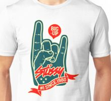 STUSSY BIG UP Unisex T-Shirt