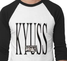 kyuss Men's Baseball ¾ T-Shirt