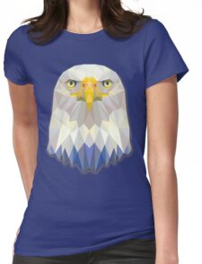 Eagle, The Balance Keeper Womens Fitted T-Shirt