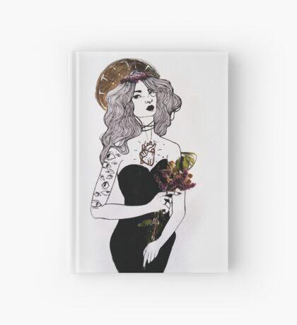 Flowers Hardcover Journal