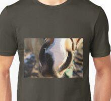 Horses Nose Unisex T-Shirt
