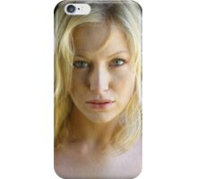 Blond Beauty iPhone Case/Skin