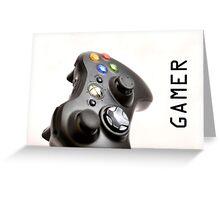 I'm a Gamer Greeting Card