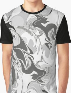 Marble texture. Different colors. Beautiful vector illustration for your design, print, background Graphic T-Shirt