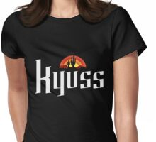 kyuss Womens Fitted T-Shirt