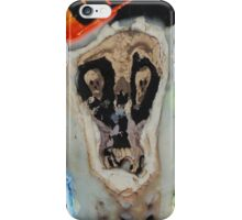Recycled Mobile Phone cases - SCREAM iPhone Case/Skin