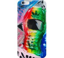 Recycled Mobile Phone cases - RASTAFARI iPhone Case/Skin