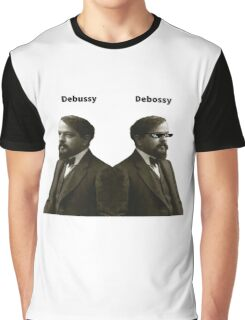 Debussy Graphic T-Shirt