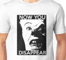 This is Battery Acid  - Now you Disappear! Unisex T-Shirt