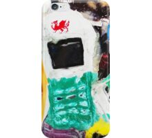 Recycled Mobile Phone cases - WALES iPhone Case/Skin