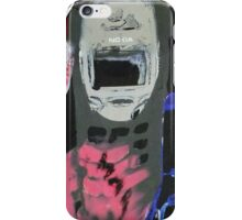 Recycled Mobile Phone cases - PINK & GREY iPhone Case/Skin