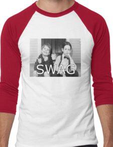 Little Rascals Swagger Men's Baseball ¾ T-Shirt