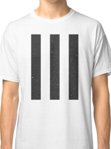 Tri-Stripes (RETRO) Classic T-Shirt