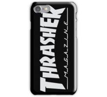 Thrasher Magazine iPhone Case/Skin