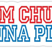 Child's Play - Hi, I'm Chucky, wanna play? Sticker