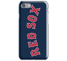 The Boston Red Sox iPhone Case/Skin