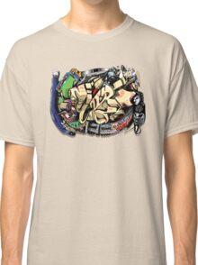 Super Sonic Hip Hop ball  Classic T-Shirt