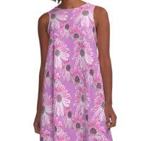 Pink Beauty A-Line Dress