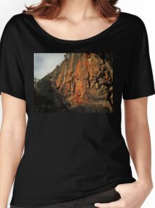 Rock Climbers Paradise Women's Relaxed Fit T-Shirt