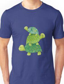 Turtle Stack Unisex T-Shirt