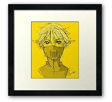 Elven Rebellion Framed Print