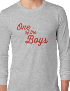 One of the Boys Ghostbusters Long Sleeve T-Shirt