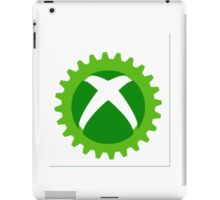 xbox cog  iPad Case/Skin