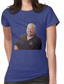 Rick Harrison Womens Fitted T-Shirt