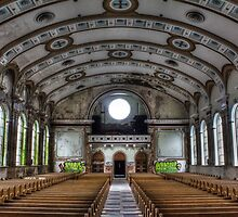 Rear Panorama, Most Blessed Sacrament, Philadelphia by PhillyChurches