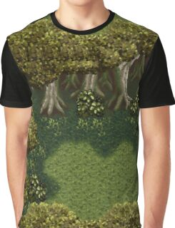Chrono Trigger - Guardia Forest Graphic T-Shirt