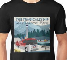 Gon02 TRAGICALLY HIP TOUR 2016 Unisex T-Shirt