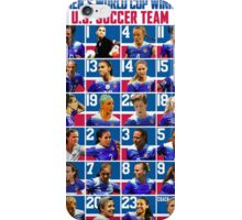 Women's U.s. Soccer iPhone Case/Skin
