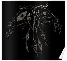 Eye Moth Poster
