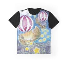 Kittens in Clogs Graphic T-Shirt