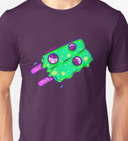 Slimy Unisex T-Shirt