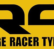 Ridge Racer Type 4 Logo!!! by Godfoot808