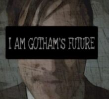 The Penguin AKA Gotham's Future c Sticker