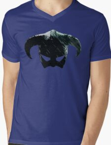 Dragon Born Helmet Mens V-Neck T-Shirt