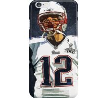 Tom Brady iPhone Case/Skin