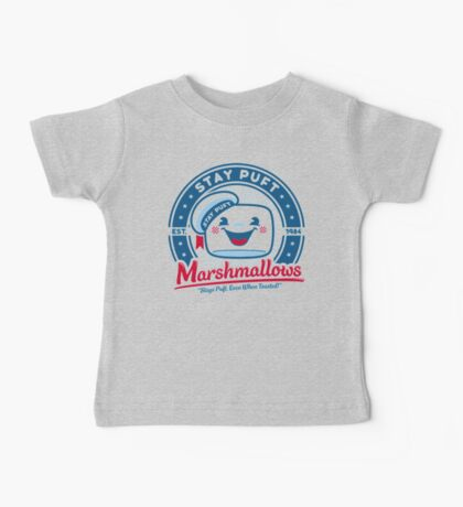 Marshmallows Baby Tee