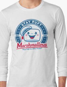 Marshmallows Long Sleeve T-Shirt