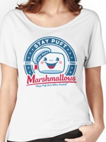 Marshmallows Women's Relaxed Fit T-Shirt