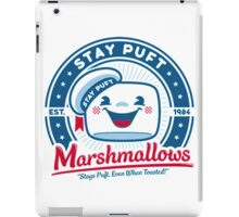 Marshmallows iPad Case/Skin