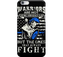 The Warriors  iPhone Case/Skin