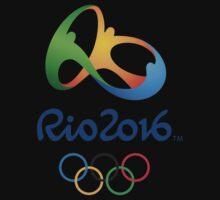olimpiade rio 2016  Baby Tee
