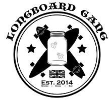 Longboard Gang by shinyredbutton