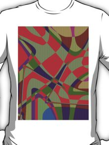 1039 Abstract Thought T-Shirt