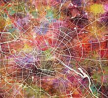 Berlin map by MapMapMaps
